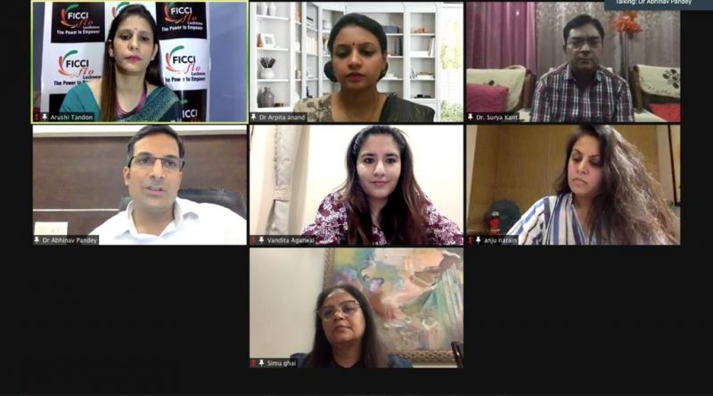 FICCI organize webinar about facts and fiction of corona virus