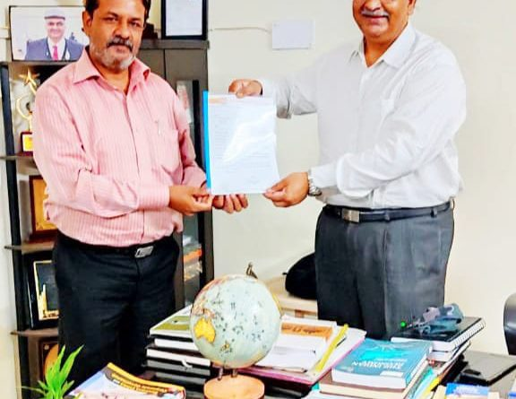 सीमा ने पत्रकार शाश्वत तिवारी कोमीडिया एडवाइजर एवं विशेषज्ञ नामित किया(ब्यूरो)